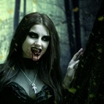 Female Vampire Bloodlust