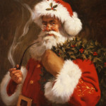 Santa Claus Saint Nick