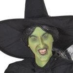 Wicked Witch Of The West Animatronic Prop