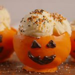 How To Make Edible Halloween Jack-O-Lantern Bowls
