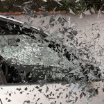 Woman & Grandson Miraculously Survive Car Crash Incident