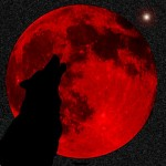 Bloody Blood Wolfy Moon
