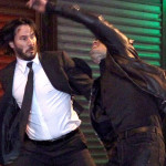 The Immortal Keanu Reeves Battles A Vampire