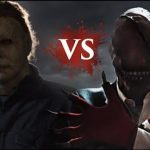 Michael Myers vs The Look-See Monster