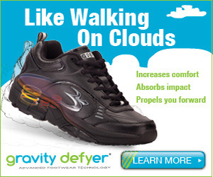 Gravity Defying Spring Loaded Shoes Of Cloud Walking Comfort