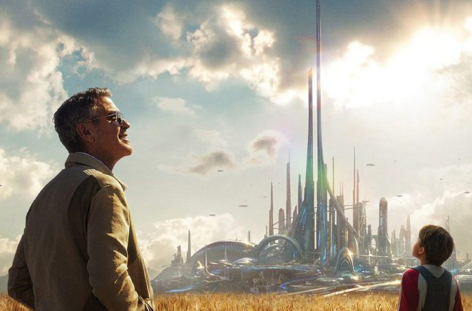 The Future World Of Tomorrowland